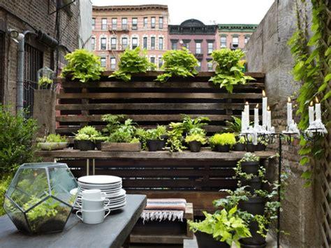schöner sichtschutz gartengestaltung zaun design