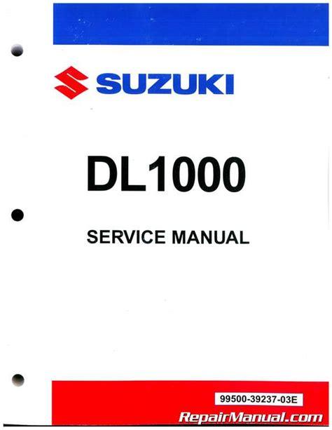 suzuki dl1000 v strom factory service repair manual pdf pdfsr com suzuki dl1000 v strom motorcycle service manual 2002 2012