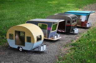 mini trailer house it s a dog s life tiny 800 cer vans set to be the ultimate travel accessory for