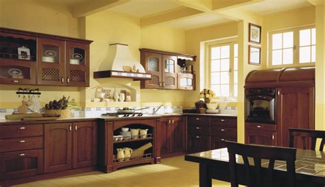 Classic Kitchens Cabinets 18 Classic Kitchen Designs From Ala Cucine Digsdigs