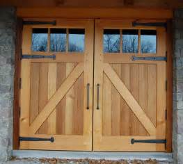 hinged barn doors timber frame barn doors new energy works