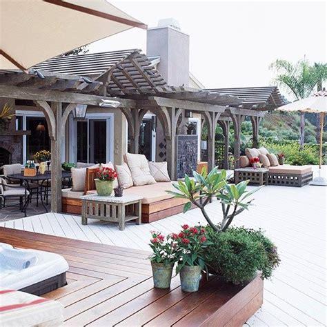 feuerstellen für terrassen gestalten idee terrasse