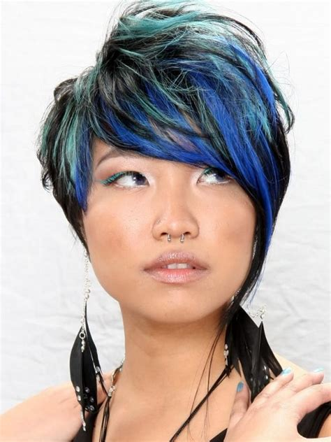 exles of funky high lights for short hair 29 best images about multi tonal hair color on pinterest