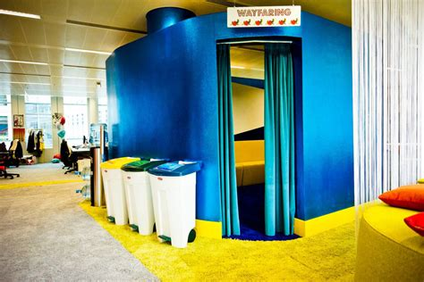 quirky google london office idesignarch