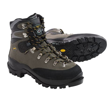 mens mountaineering boots asolo aconcagua tex 174 mountaineering boots for