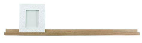 mensole rovere cornice mensola rovere marrone 120x5x10cm lefliving