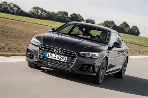 Neuer Audi A5 Sportback by New Audi A5 Sportback 2016 Review Auto Express