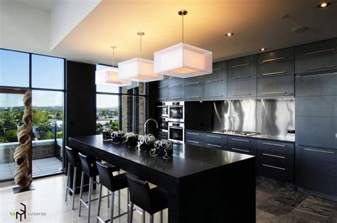 modern black kitchen kitchen 12 awesome black and white kitchen design ideas