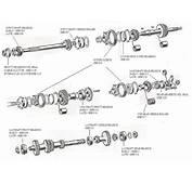 Gearbox Parts Diagram