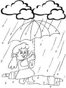 rainy day coloring pages free coloring pages of image of a rainy day