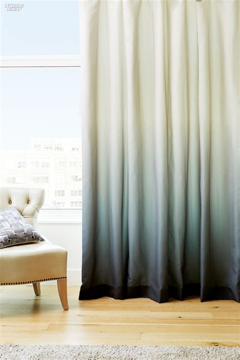 neutral color curtains trendy ombre curtains in cold warm and neutral hues