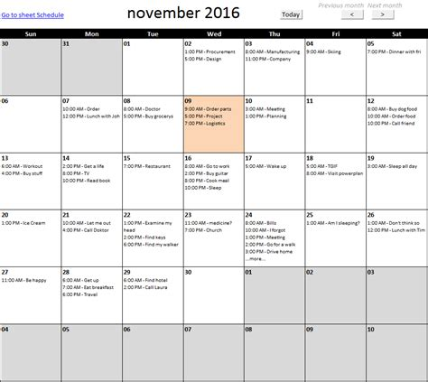 How To See Calendar Calendar Monthly View
