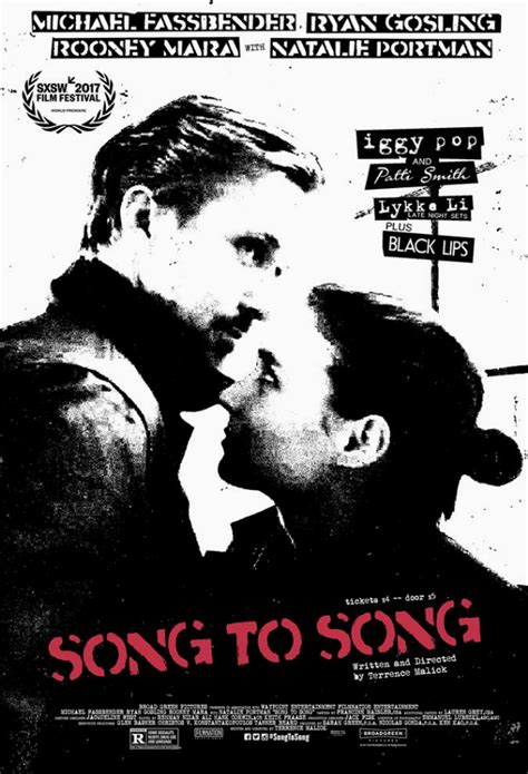 film 2017 song new featurette and stills from song to song starring