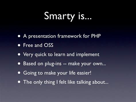 smarty template get smart y the smarty template engine for php