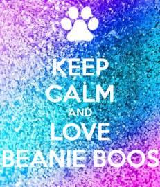 calm love beanie boos poster carley calm matic