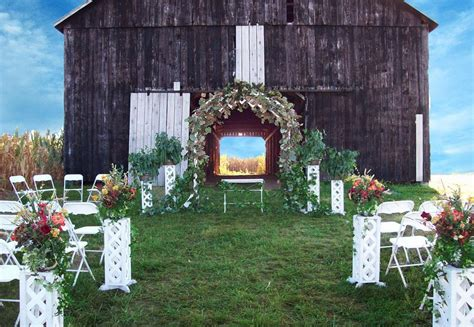 outdoor wedding venue decoration ideas the wondrous pics