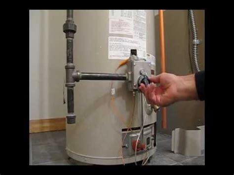 honeywell water heater pilot light won t light water heater pilot light won t stay lit or on how