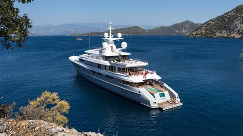 Home Designer Interiors Trial by Dunya S First Superyacht Axioma Is Full Of Surprises