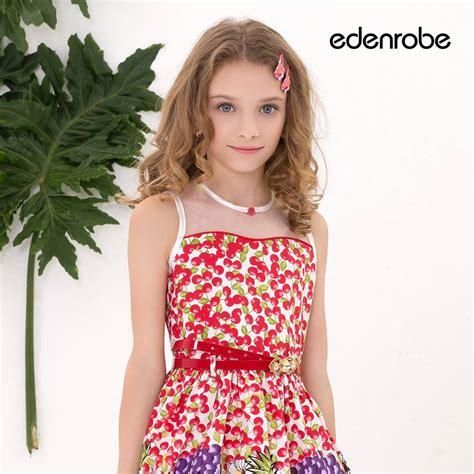 Latest Little Girls Summer Dresses By Edenrobe 2017   PK Vogue