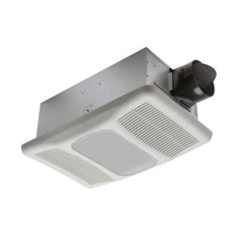 heated ceiling fans home depot delta breez radiance 80 cfm ceiling exhaust fan with light