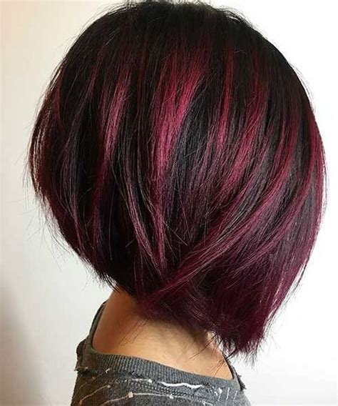 black hair with redish highlights 2014 red highlights ideas for blonde brown and black hair