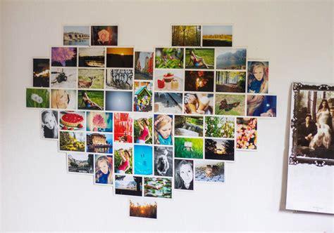 Herz Aus Fotos An Der Wand Machen 287 by Coralinart Lifestyle Pictures On The Wall