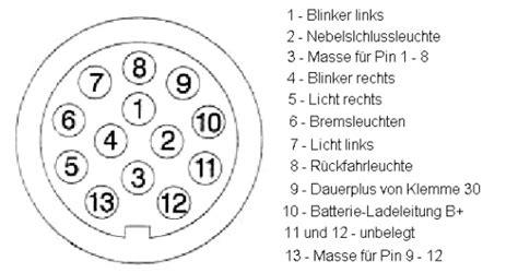 Motorrad Blinker Gehen Nicht by 13anhaengerdose Blinker Hinten Gehen Nicht Volvo
