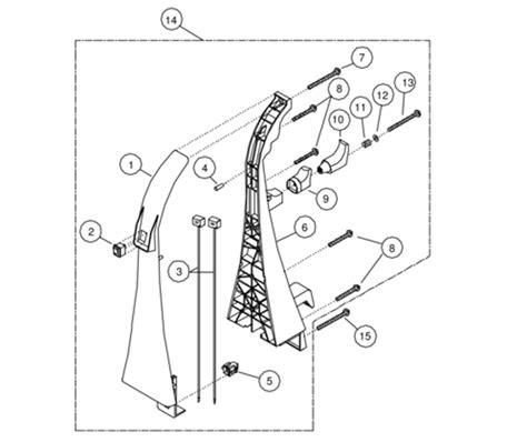 riccar vacuum parts diagram riccar r300 parts vacuum repair diagrams