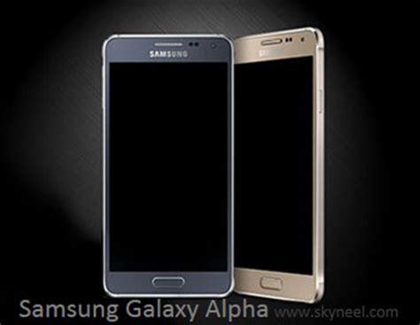Samsung Galaxy Alpha 47 Inch Lcd 12mp 2gb Ram samsung galaxy alpha comes with exynos 5 processor