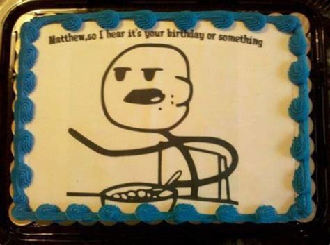 Birthday Cake Memes - 37 funny cakes for all occasions snappy pixels