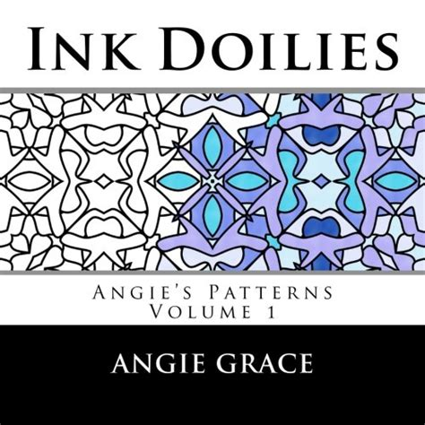 coloring books for sale cheap ink doilies angie s patterns vol 1 angie grace