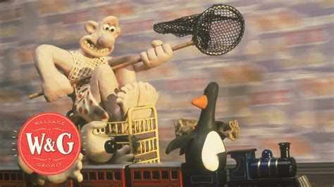 The Wrong the wrong trousers wallace and gromit