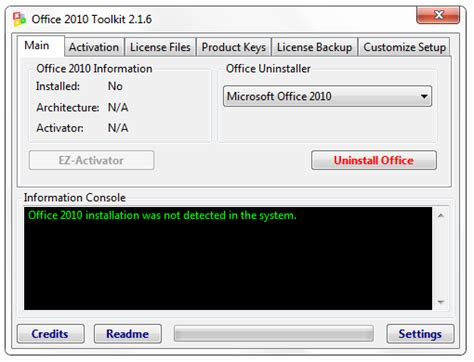 Office 2010 Activator by Its All About Knowledge For Microsoft Office 2010