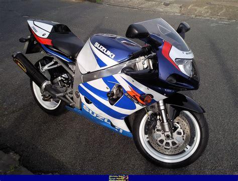 2001 Suzuki 750 Gsxr 2001 Suzuki Gsx R 750 Moto Zombdrive