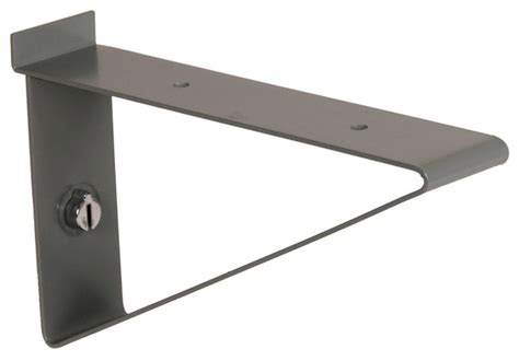 heavy duty shelving brackets heavy duty bracket 10 quot contemporary display and wall