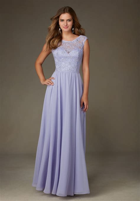 bridesmaid dresses with beaded tops beaded lace with chiffon morilee bridesmaid dress style