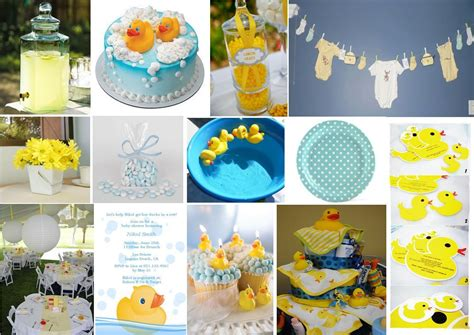 Themed Baby Shower by Rubber Ducky Baby Shower Decorations Best Baby Decoration