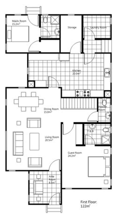 Four Bedroom Floor Plan In Nigeria Duplex House Plans In Nigeria Home Design And Style