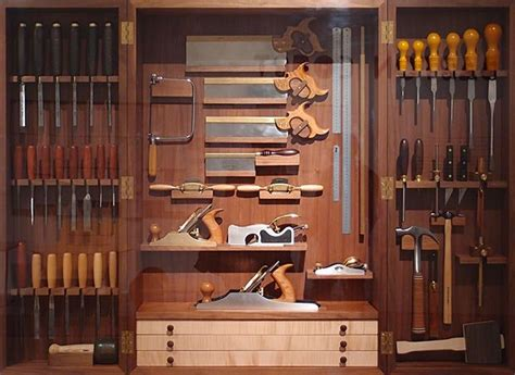 cabinet woodworking tools 1000 images about woodworking tool cabinet wall on