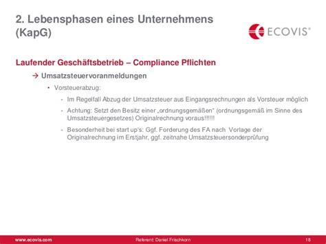 Antrag Kleinunternehmerregelung Vorlage steuertips f 252 r startupgr 252 nder