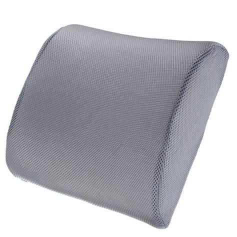 memory foam lumbar back support cushion pillow for home