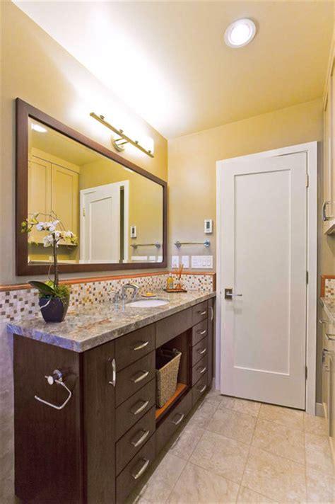 bay area bathroom remodel modern ranch remodel bay area