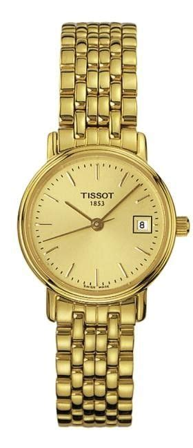 Tissot T52248131 Desire Gent Silver Gold desire t52 5 281 21 all gold commodityocean