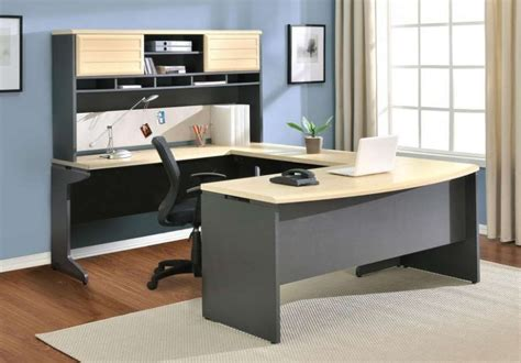 modern home office desk furniture 15 diy l shaped desk for your home office corner desk