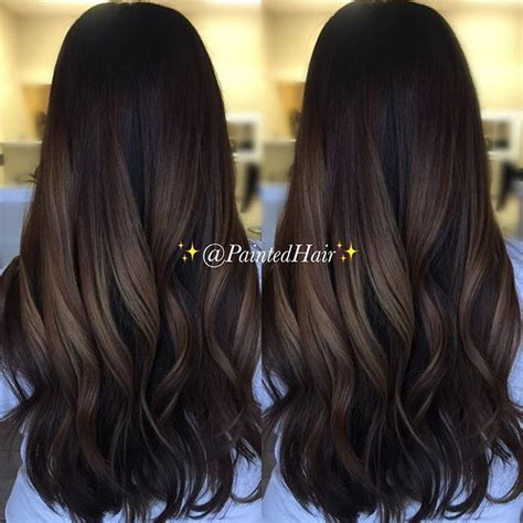 and black hair color ideas pretties hair hair color hair styles