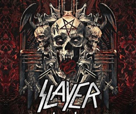 Buff Slayer Skull Sk 01 slayer announce dates details for farewell tour stereogum