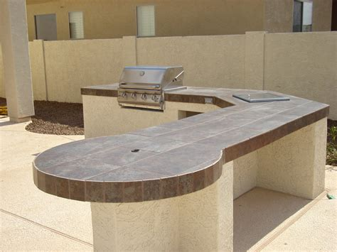 Outdoor Kitchen Island Designs All Valley Backyard