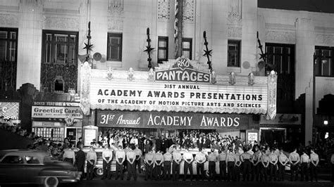 film oscar history historic academy awards venues discover los angeles