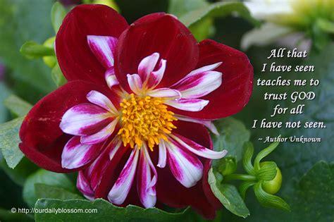 Spiritual quote ralph waldo emerson our daily blossom
