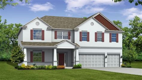 new home floorplan ta fl westcott maronda homes